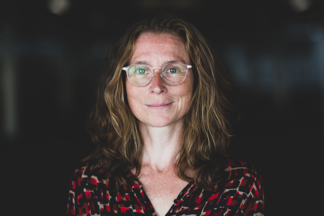 Helena Henneken Portrait
